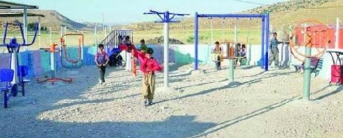 پرویز پرستویی در اینستاگرام منتشر کرد؛ ساخت پارک خیرین برای کودکان محروم بوشهر به نیابت یک شهید