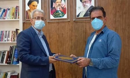 مشاور رسانه مدیریت آموزش و پرورش شهرستان تنگستان تعیین شد