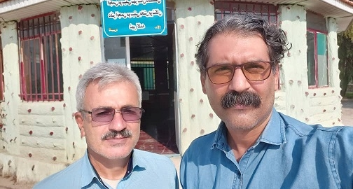 بازدید مسئول انجمن موسیقی استان از انجمن موسیقی بخش بوشکان در شهر کلمه/تصویر